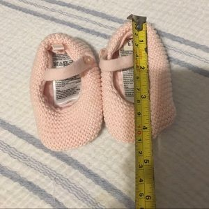 Baby Gap Knit Ballet Slippers
